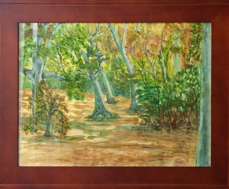 Watercolor Painting #99
